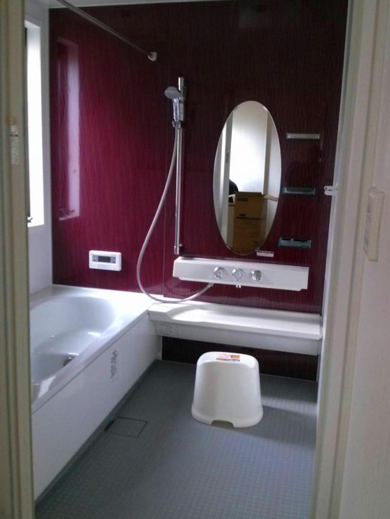 熊本装新 施工実績 浴室改修