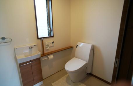 熊本装新 施工実績 トイレ改修