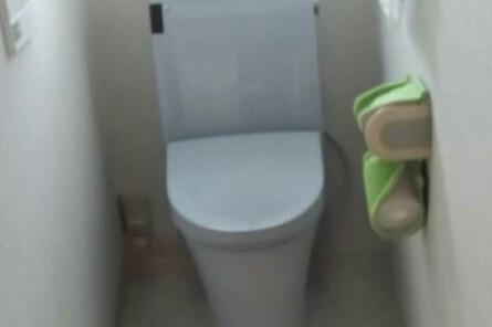 トイレ取替え後